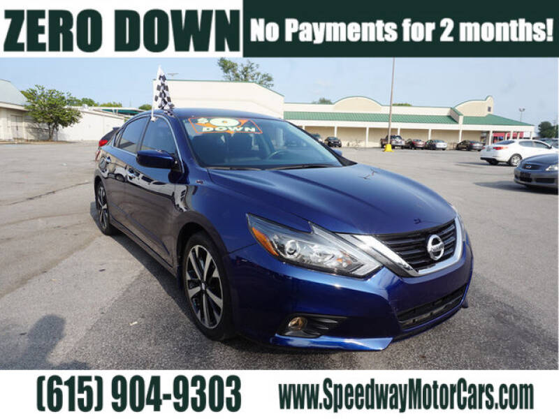 2018 Nissan Altima for sale at Speedway Motors in Murfreesboro TN