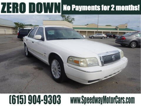 2009 Mercury Grand Marquis for sale at Speedway Motors in Murfreesboro TN