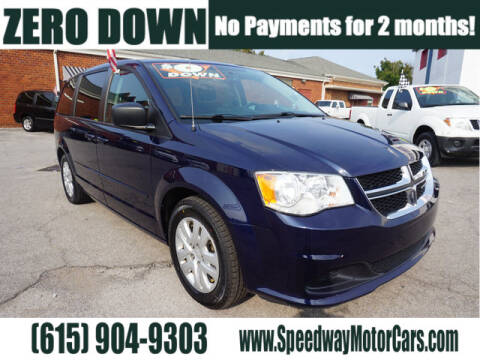 2015 Dodge Grand Caravan for sale at Speedway Motors in Murfreesboro TN