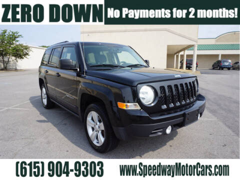 2015 Jeep Patriot for sale at Speedway Motors in Murfreesboro TN