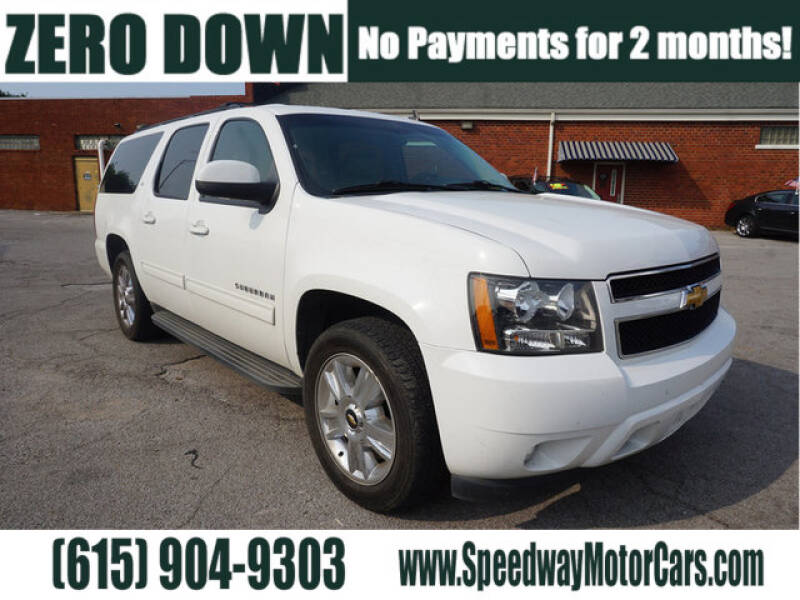 2013 Chevrolet Suburban for sale at Speedway Motors in Murfreesboro TN