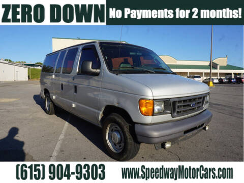 2006 Ford E-Series Wagon for sale at Speedway Motors in Murfreesboro TN