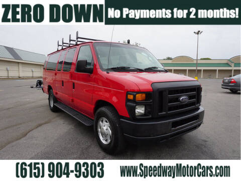 2011 Ford E-Series Wagon for sale at Speedway Motors in Murfreesboro TN