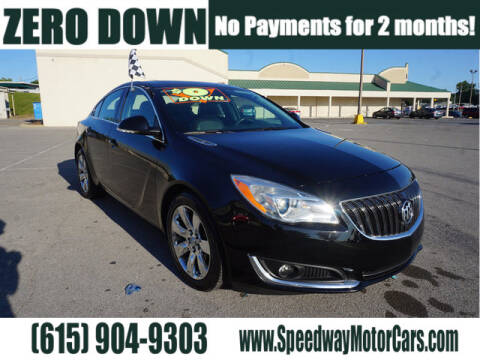 2016 Buick Regal for sale at Speedway Motors in Murfreesboro TN