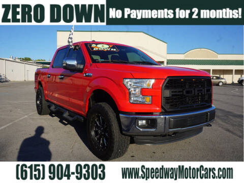 2016 Ford F-150 for sale at Speedway Motors in Murfreesboro TN