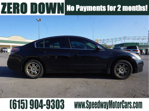 2008 Nissan Altima for sale at Speedway Motors in Murfreesboro TN