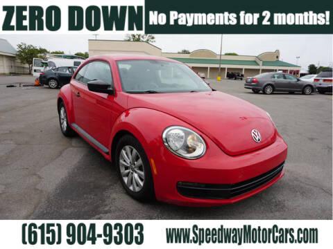 2015 Volkswagen Beetle for sale at Speedway Motors in Murfreesboro TN