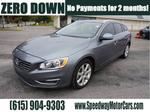 2017 Volvo V60 for sale at Speedway Motors in Murfreesboro TN