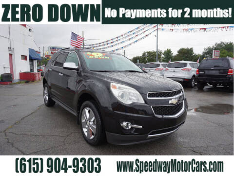 2012 Chevrolet Equinox for sale at Speedway Motors in Murfreesboro TN