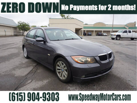 2007 BMW 3 Series for sale at Speedway Motors in Murfreesboro TN