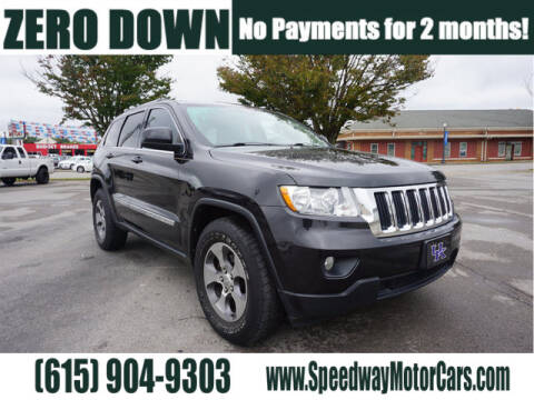 2013 Jeep Grand Cherokee for sale at Speedway Motors in Murfreesboro TN