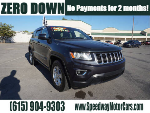 2014 Jeep Grand Cherokee for sale at Speedway Motors in Murfreesboro TN