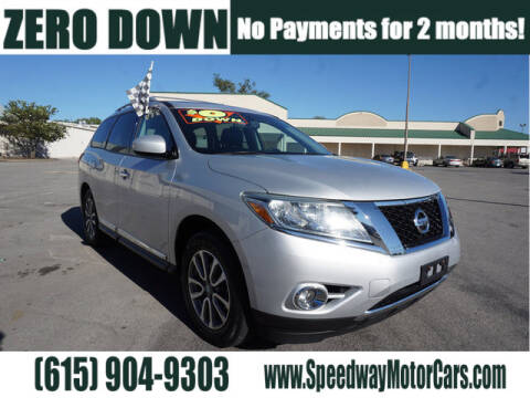 2013 Nissan Pathfinder for sale at Speedway Motors in Murfreesboro TN