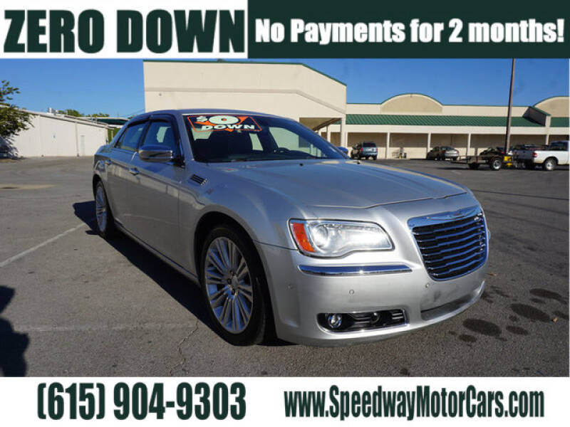 2012 Chrysler 300 for sale at Speedway Motors in Murfreesboro TN