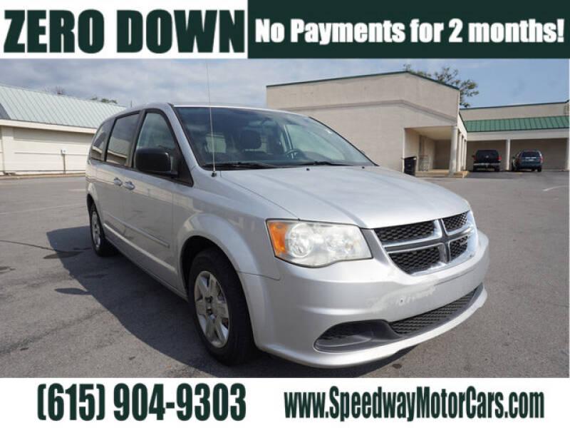 2011 Dodge Grand Caravan for sale at Speedway Motors in Murfreesboro TN
