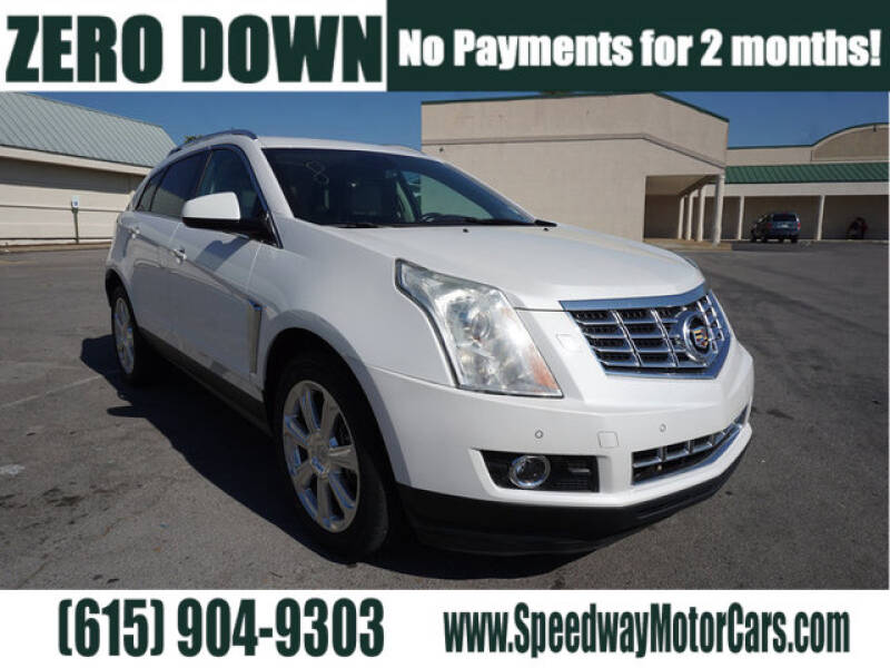 2014 Cadillac SRX for sale at Speedway Motors in Murfreesboro TN