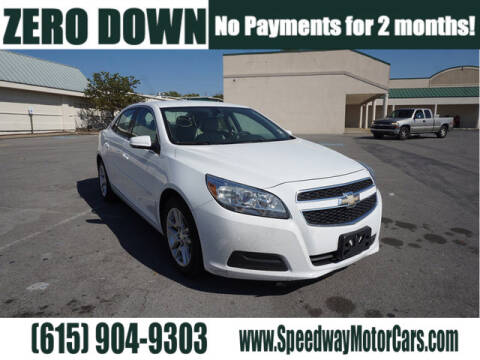 2013 Chevrolet Malibu for sale at Speedway Motors in Murfreesboro TN