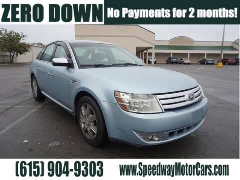 2009 Ford Taurus for sale at Speedway Motors in Murfreesboro TN