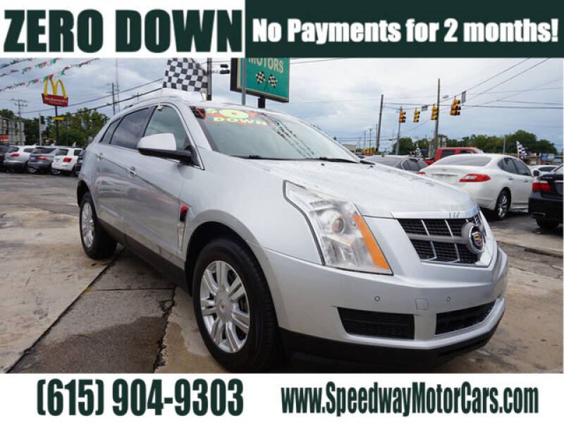 2012 Cadillac SRX for sale at Speedway Motors in Murfreesboro TN