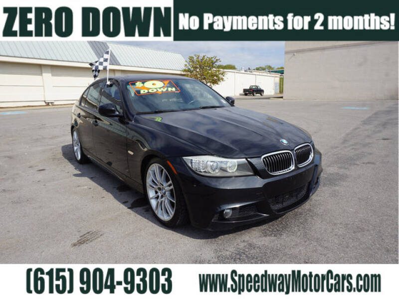 2011 BMW 3 Series for sale at Speedway Motors in Murfreesboro TN
