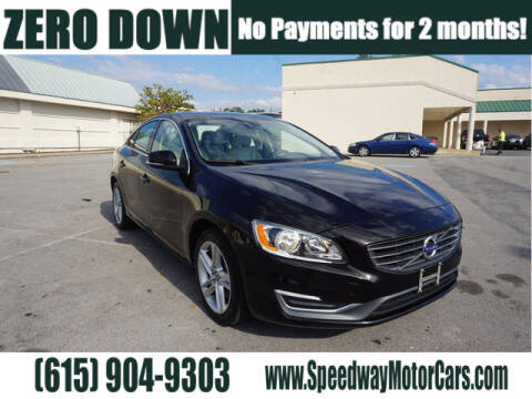 2014 Volvo S60 for sale at Speedway Motors in Murfreesboro TN