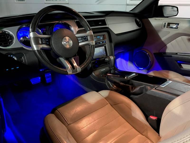 2011 Ford Mustang for sale at Car Hero LLC in Santa Clara CA