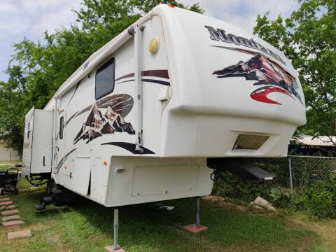 2008 Keystone MONTANA 2980RL for sale at Texas RV Trader in Cresson TX