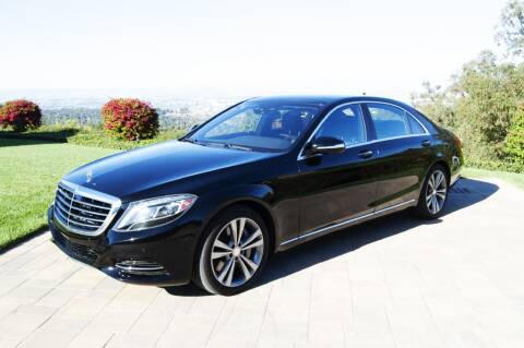 2016 Mercedes-Benz S-Class for sale at Auto Whiz in Rancho Palos Verdes CA