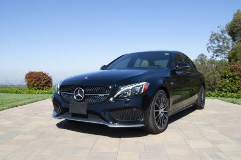 2017 Mercedes-Benz C-Class for sale at Auto Whiz in Rancho Palos Verdes CA