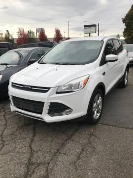 2013 Ford Escape for sale at 2 Way Auto Sales in Spokane Valley WA