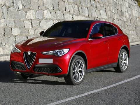 2020 Alfa Romeo Stelvio for sale at Genesis Alfa Romeo FIAT in Macomb MI