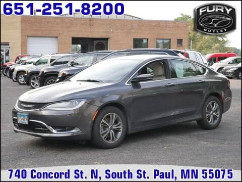2015 Chrysler 200 for sale in South Saint Paul, MN