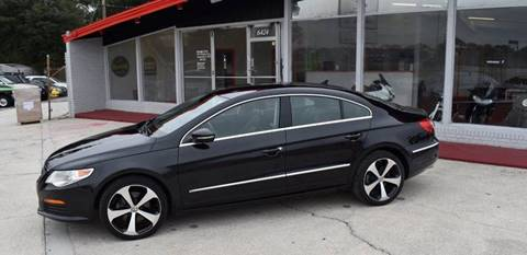 2012 Volkswagen CC Sport for sale at GARAGE ZERO in Jacksonville FL