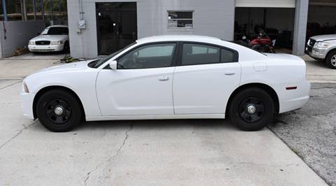 2014 Dodge Charger Police for sale at GARAGE ZERO in Jacksonville FL