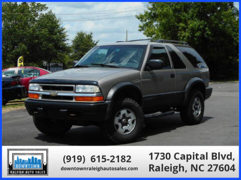 Used Chevrolet Blazer For Sale In Raleigh Nc Carsforsale Com