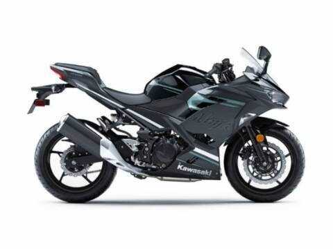 2020 Kawasaki Ninja® 400 Spark Black/ M for sale at Southeast Sales Powersports in Milwaukee WI