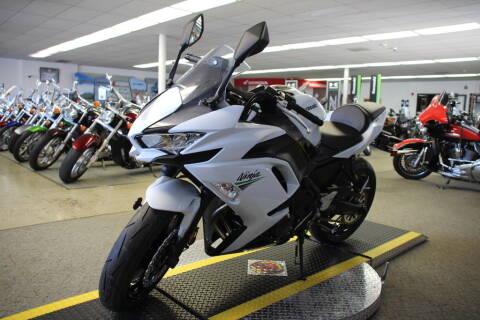 2020 Kawasaki Ninja 650R