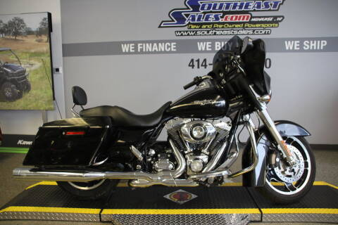 2010 Harley-Davidson® FLHX - Street Glide® for sale at Southeast Sales Powersports in Milwaukee WI