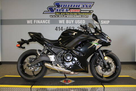 2020 Kawasaki Ninja 650R for sale at Southeast Sales Powersports in Milwaukee WI