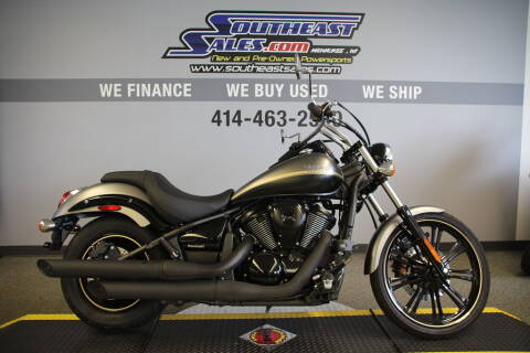 2020 Kawasaki Vulcan 900 Custom for sale at Southeast Sales Powersports in Milwaukee WI
