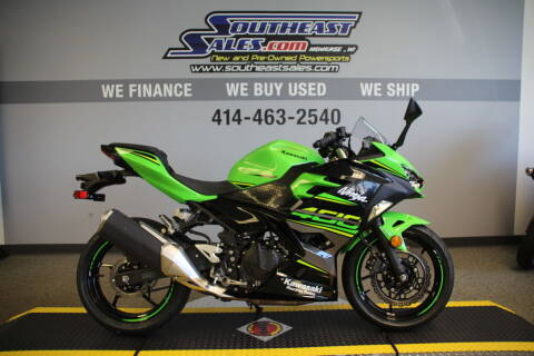 2018 Kawasaki Ninja® 400 ABS KRT Editio for sale at Southeast Sales Powersports in Milwaukee WI