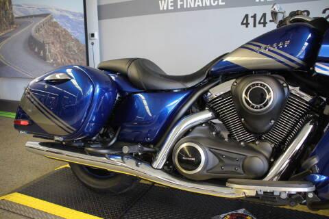 2020 Kawasaki Vulcan