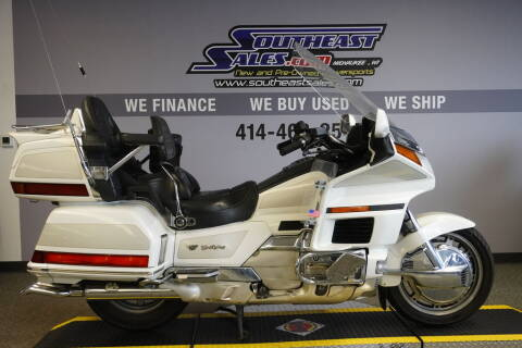 1996 Honda Goldwing SE GL1500SE for sale at Southeast Sales Powersports in Milwaukee WI