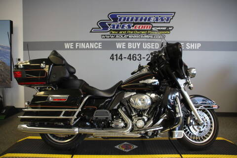 2011 Harley-Davidson® FLHTCU - Ultra Classic® E for sale at Southeast Sales Powersports in Milwaukee WI