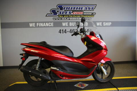 2011 Honda PCX 125 for sale at Southeast Sales Powersports in Milwaukee WI