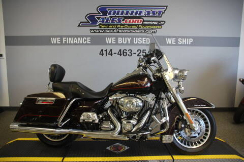 2011 Harley-Davidson® FLHR - Road King® for sale at Southeast Sales Powersports in Milwaukee WI