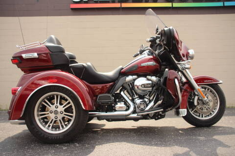 2016 Harley-Davidson® FLHTCUTG - Tri Glide® Ult for sale at Southeast Sales Powersports in Milwaukee WI