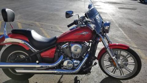 2010 Kawasaki Vulcan 900 Custom for sale at Southeast Sales Powersports in Milwaukee WI