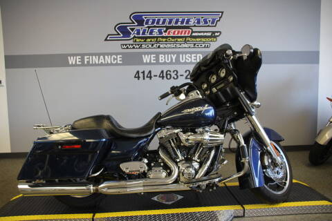 2012 Harley-Davidson® FLHX - Street Glide® for sale at Southeast Sales Powersports in Milwaukee WI