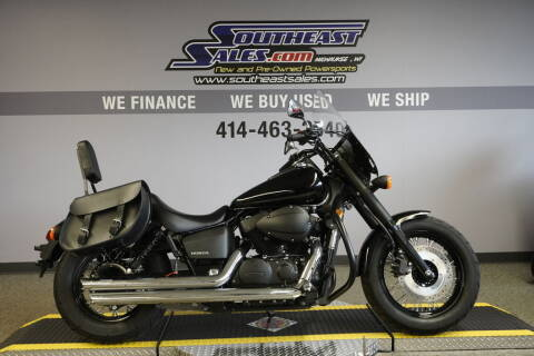 2019 Honda Shadow Phantom for sale at Southeast Sales Powersports in Milwaukee WI